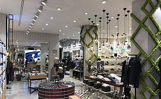 D'S Damat'ın Avrupa'daki en büyük mağazasını açması