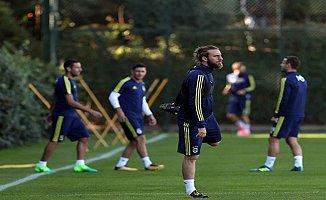 Fenerbahçe'de Galatasaray mesaisi başladı
