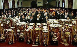 Galatasaray Kulübü, 112. kuruluş yılını kutladı