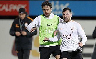 Galatasaray'da Atiker Konyaspor maçı hazırlıkları sürüyor