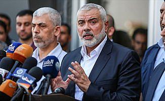 Hamas'tan İsrail Başbakanı Netanyahu'ya tepki