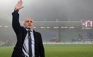 Hikmet Karaman Rizespor'u bıraktı