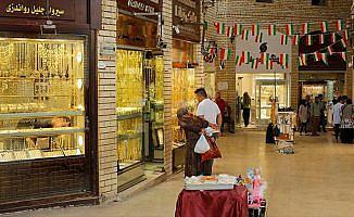 IKBY'de altın piyasası zor günlerden geçiyor