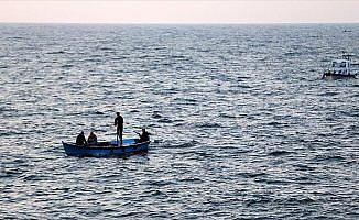 'İklim değişikliği denizleri kuruttu'