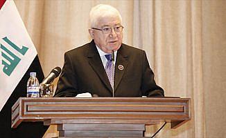 Irak Cumhurbaşkanı Masum: Bağdat-Erbil krizi referandumdan doğdu