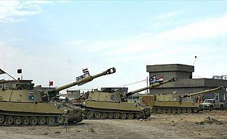 Irak güçlerinin Kerkük'teki ilerleyişi sürüyor