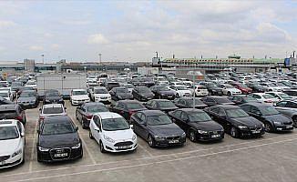 İSPARK'ın havalimanı otoparkları 2 saat ücretsiz olacak