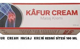Kafur Cream nereden alınır? Kafur Krem Sipariş aktar ve eczaneler!