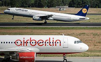 Lufthansa, Air Berlin'in büyük bölümünü satın alıyor