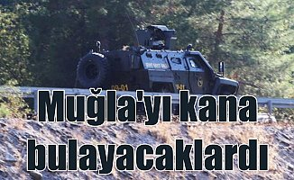 Muğla'da operasyon; Kaçan teröristler çembere alındı
