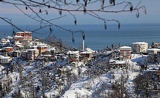 Rize ve Artvin için kar yağışı uyarısı