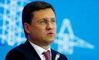 Rusya Enerji Bakanı Novak: Türkiye ile bütün kısıtlamaların kaldırılması konusunda anlaştık