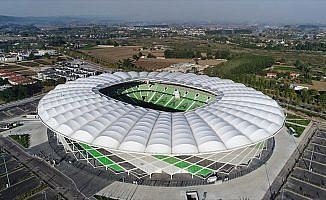 Sakaryaspor yeni stadında ilk maçına çıkıyor