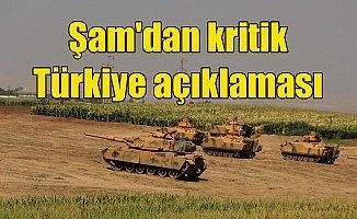 Suriye Astana sürecini inkar etti: Türk birlikleri derhal çıksın