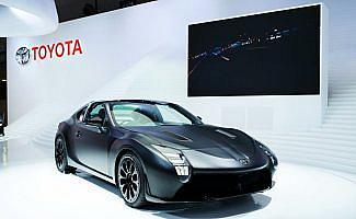 Toyota, Tokyo Otomobil Fuarı'nda yeni modellerini sergiledi