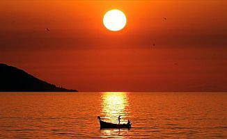 Türkiye'nin denizleri 'ısınıyor'
