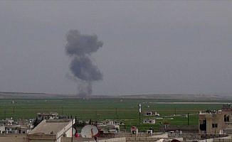 Yemen'de BAE'ye ait uçak düştü