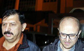Yunanistan'a kaçarken yakalanan eski hakimlere tutuklama