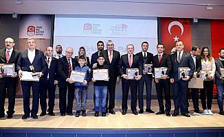 2016 Türkiye Fair Play Ödüllerdi sahiplerini buldu