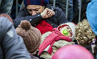 AB sığınmacılarla ilgili sözünü tutmamaya devam ediyor