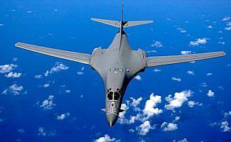 ABD savaş uçakları Kore Yarımadası'nda tatbikat yaptı