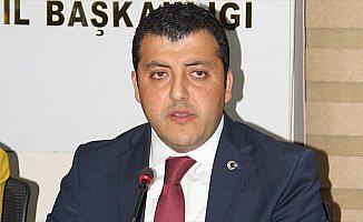 AK Parti Hatay il Başkanı Atıç, görevinden istifa etti
