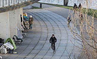 Almanya'da evsizlerin sayısı iki yılda yüzde 150 arttı