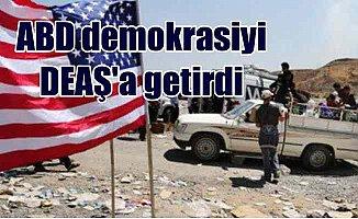 Amerika, DEAŞ'i gizliyor: Rusya'ya göre ABD iki yüzlü