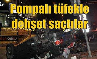 Ankara Pursaklar'da pompalı tüfekle saldırı, 1 ölü 5 yaralı var