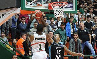 Banvit, FIBA Şampiyonlar Ligi'ndeki 4. galibiyetini aldı