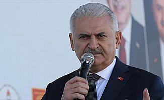 Başbakan Yıldırım: Artık PKK bu millete zarar veremeyecek