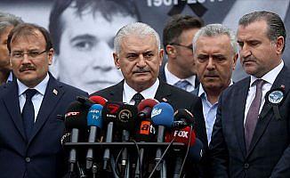 Başbakan Yıldırım: Naim Süleymanoğlu efsane bir sporcuydu