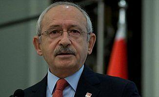CHP Genel Başkanı Kılıçdaroğlu: Bugün her öğretmene birer maaş ikramiye verelim