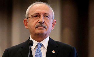 CHP Genel Başkanı Kılıçdaroğlu'ndan Filistin'e destek mektubu