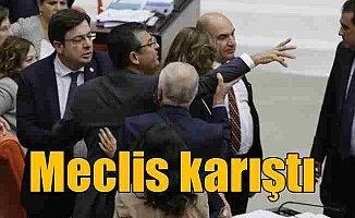 CHP o belgeleri basına dağıtacak; Meclis'te gerginlik