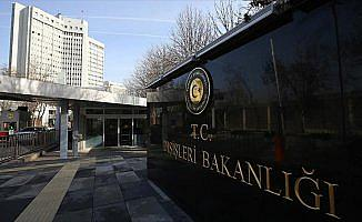 Dışişleri Bakanlığı: AP'nin kararını memnuniyetle karşılıyoruz