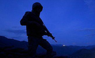 Diyarbakır Kulp'ta 16 terörist etkisiz hale getirildi