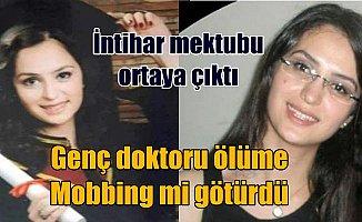 Dr Ece Ceyda Güdemek'in intihar mektubu ortaya çıktı
