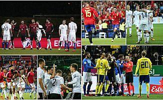 Dünya Kupası elemelerinde akılda kalanlar