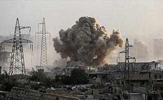Esed rejimi Doğu Guta'da sivilleri hedef alıyor