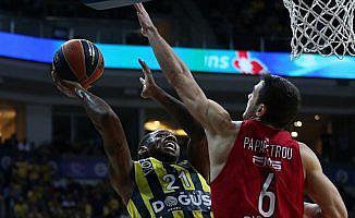Fenerbahçe Doğuş  3. kez mağlup oldu