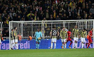 Fenerbahçe liderliği unuttu