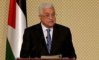 Filistin Devlet Başkanı Abbas: Kimse Filistin devletini görmezden gelemez