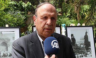 Filistin'e bağlı Kudüs İşleri Bakanı Hüseyni: İsrail, Kudüs'teki işgalini kökleştirmeye çalışıyor