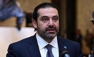 Hariri'den Hizbullah açıklaması