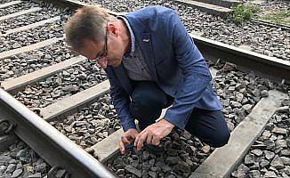 Hindistan tren kazaları için çareyi Türkiye'de buldu