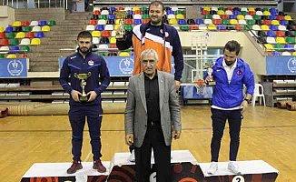 İBB U23 Grekoromen Güreş İstanbul Şampiyonu Oldu