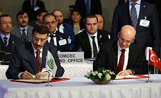 İSEDAK toplantısında 2,25 milyar liralık kredi anlaşması imzalandı