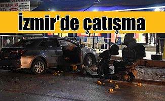 İzmir Çiğli'de silahlı çatışmada kan döküldü, 1 ölü var