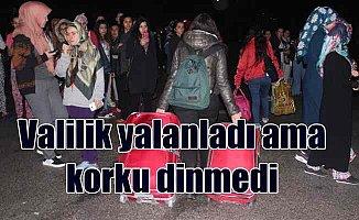 Karaman'da Kız yurdundaki korku yüzünden sınavlar ertelendi